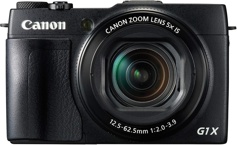 Canon Powershot G1X MARK II - Cámara compacta de 12.8 Mp