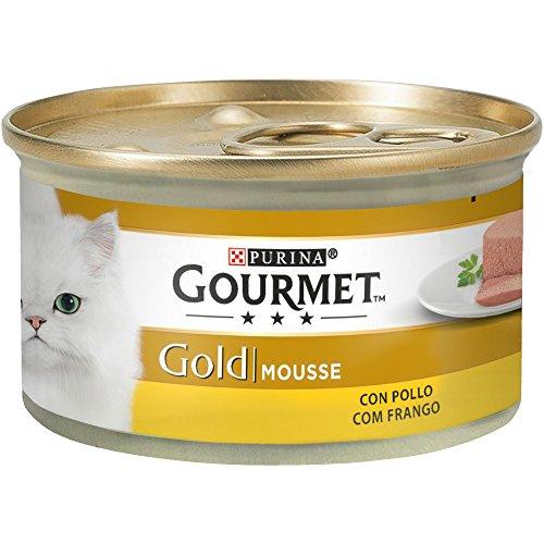 Purina Gourmet Mousse con Pollo 24 x 85 g