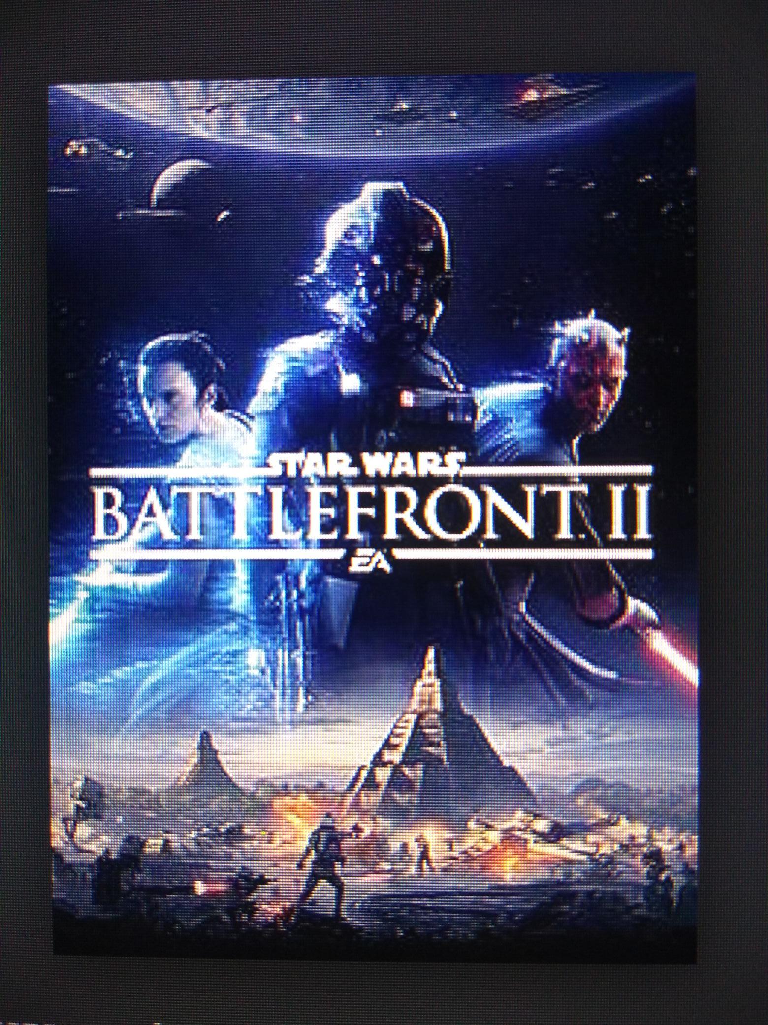 Stars Wars Battlefront 2 Origin