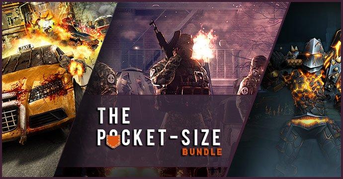 Bundle Pocket Size #2 - Indiegala