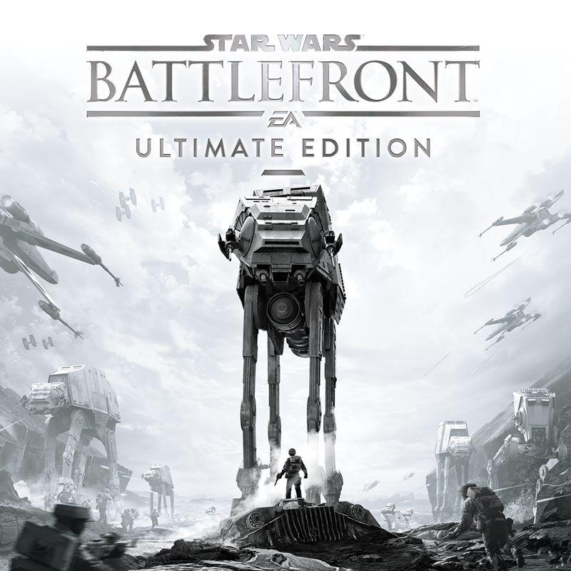 Edición Ultimate de STAR WARS Battlefront : Deluxe + Pase (Xbox, Microsoft Store)