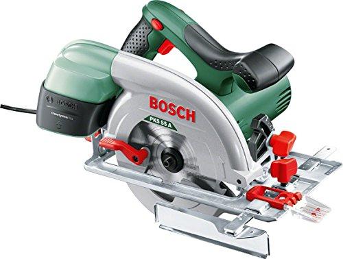 Bosch PKS 55 A - Sierra circular