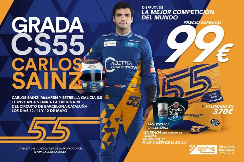 Entradas F1 + Pack a 99€