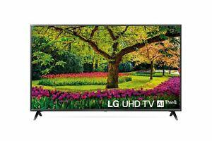 """LG 43UK6200PLA Televisor UHD 4K 43"""" AI Smart TV negro"""