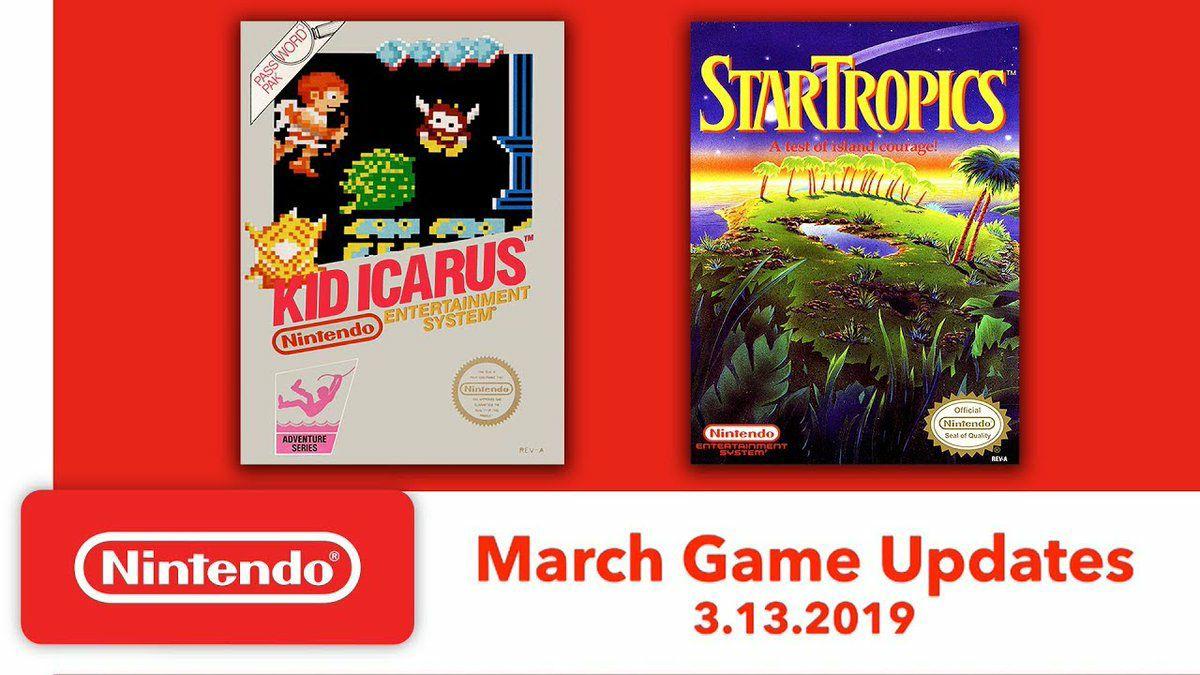 Juegos Nintendo Switch Marzo (Gratis con Suscripción) + Suscripción más barata
