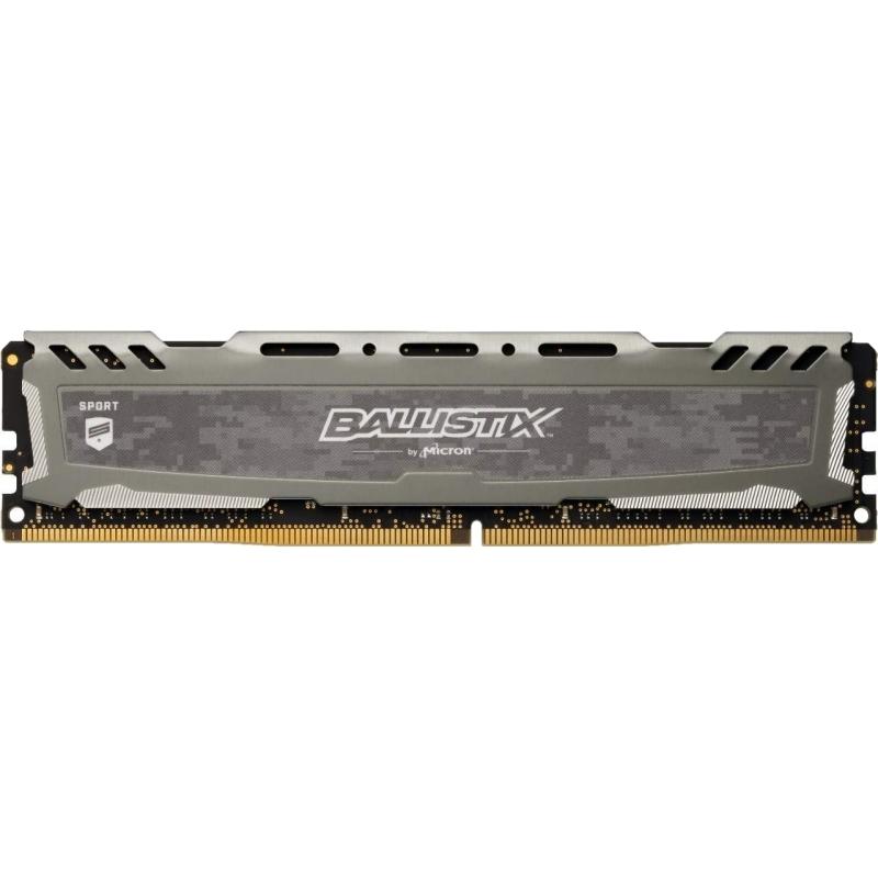 Crucial Ballistix Sport RAM 8GB 3000 Mhz DDR4