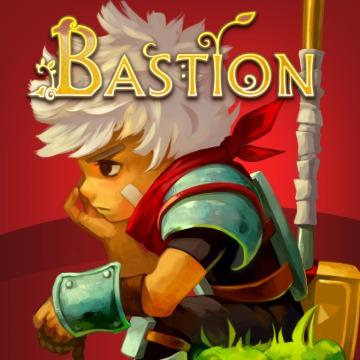 Bastion para PS4 en la playstation store