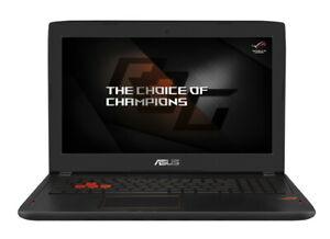 Portatil ASUS GL502VM i7 1060 12gb Ram