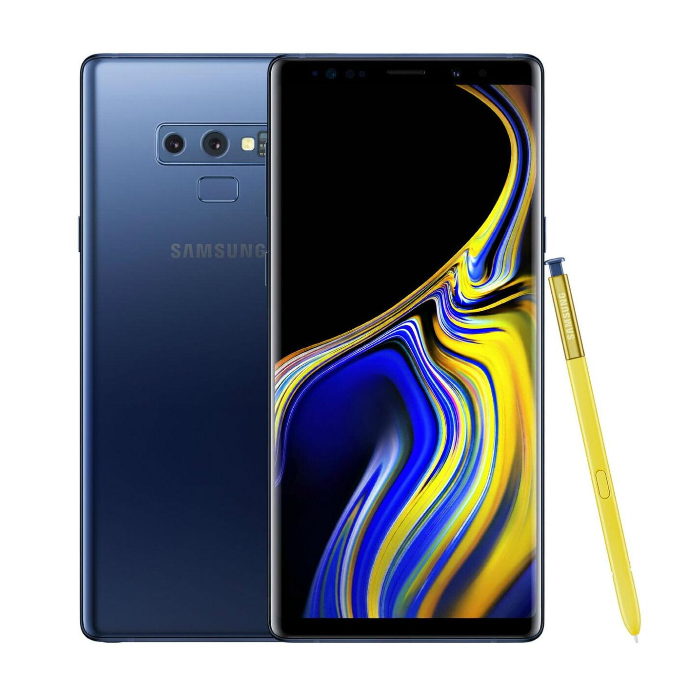 Samsung Galaxy Note 9 - Varios colores