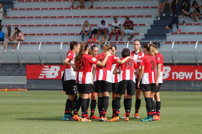 Entrada gratuita para el partido Athletic - Logroño femenino y para el Osasuna-Eibar