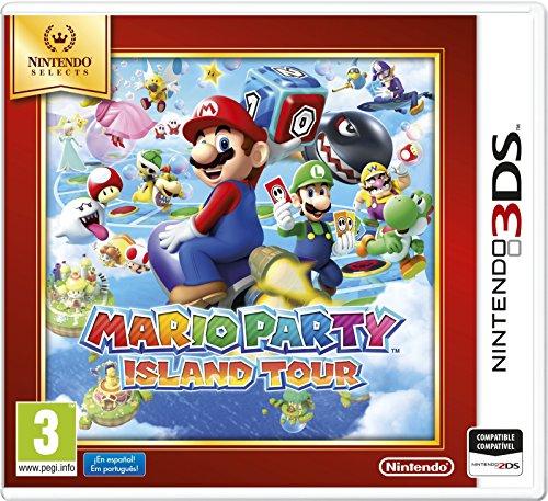 Mario Party: Island Tour · Nintendo 3DS