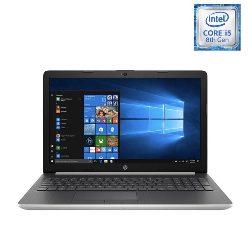 Portátil HP 15-da0065ns, i5, 16 GB, 1 TB HDD, GeForce MX130 4 GB