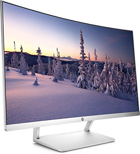 "HP Z4N74AA - Monitor curvo de 27"" (LED, Full HD)"