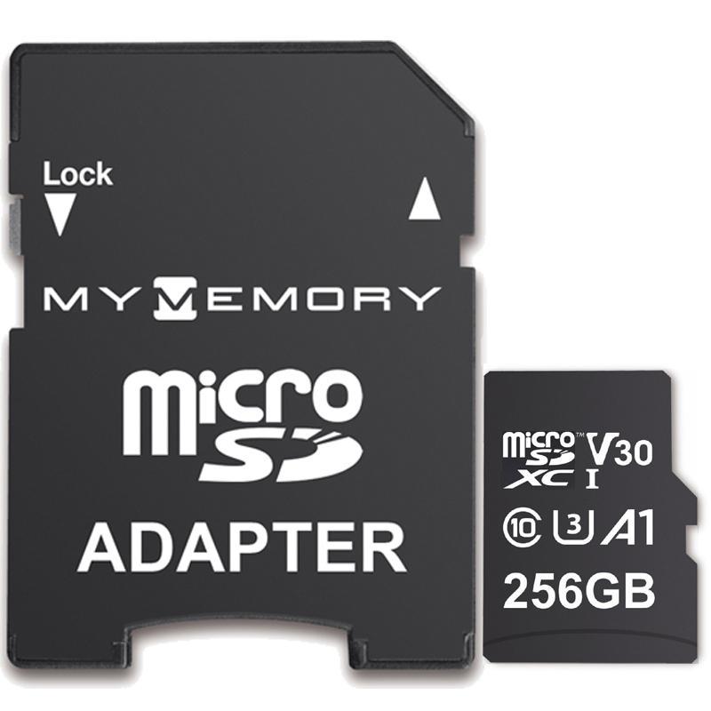 MicroSD 256Gb Mymemory clase 10 solo 29€