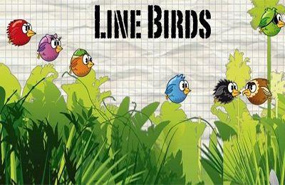 Line Birds, esto va de pájaros...juego muy divertido para niños  (IOS, tiempo limitado)