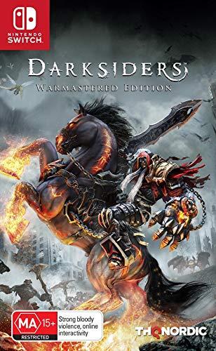 Darksiders: Warmastered Edition (Nintendo Switch) Amazon + Opción 2 Aún Más Barata (Cupón Descuento 10 Euros  FNAC)
