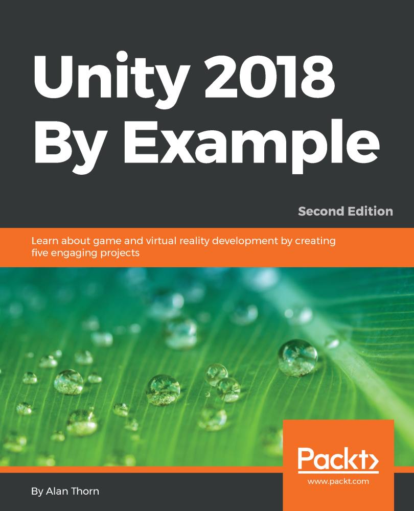 Unity 2018 By Example - Crea 5 juegos desde cero