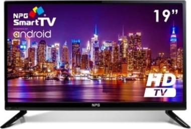 """NPG 19"""" Televisor Smart TV Android WIFI"""