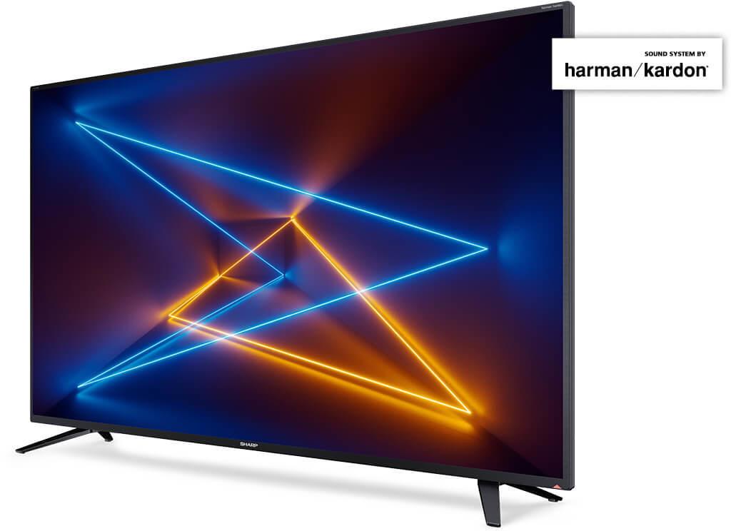 Bajadón de precio en todas estas tvs Sharp UI7252E  amazon