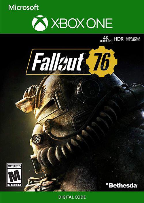 XBOX ONE: Fallout 76 (mínimo histórico)