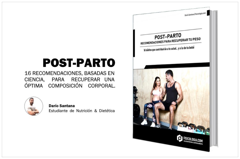 [eBook GRATIS] Post- Parto & Composición corporal