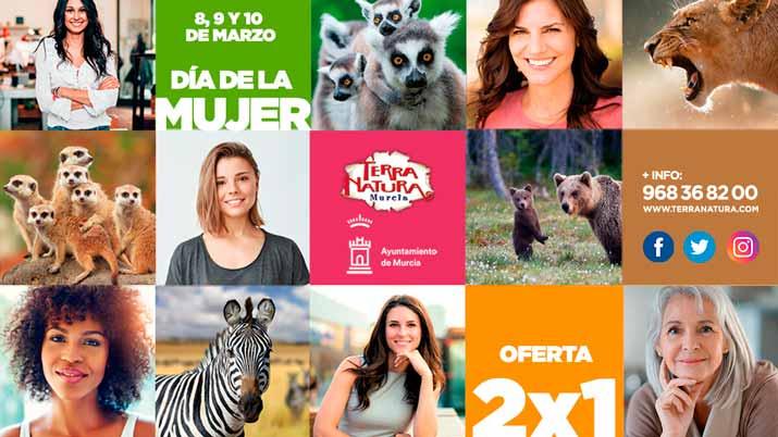 Terra Natura Murcia: 8, 9 y 10 de Marzo de 2019 Entradas 2 x 1