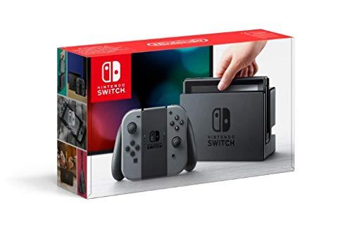 Nintendo Switch - Consola, Color Gris