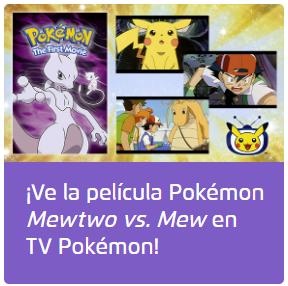 Mewtwo vs. Mew (1999) (Gratis en TV Pokémon)
