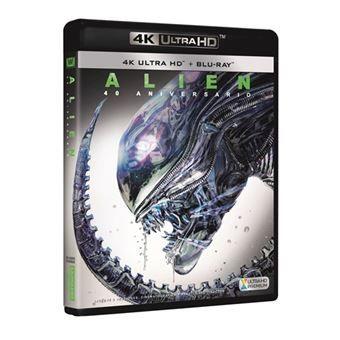 Precompra Alien el octavo pasajero 4k