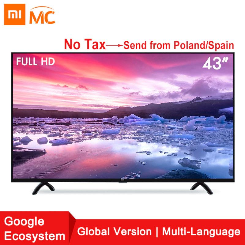 Televisión Xiaomi 4A 43 pulgadas (Desde España)