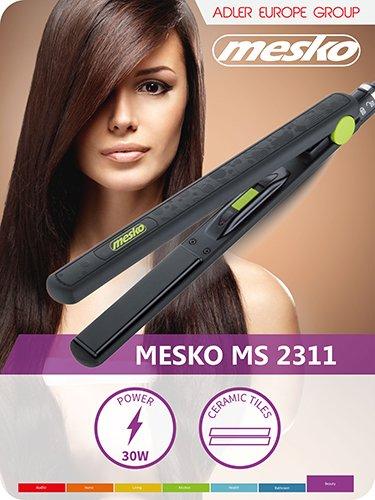 Mesko ms2311 - Plancha de pelo