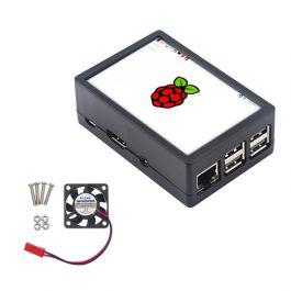 Caja Raspberry Pi 3 Modelo B + ventilador
