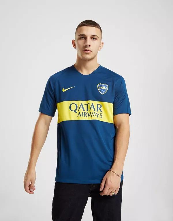 Nike camiseta Boca Juniors 2018/19 1.ª equipación
