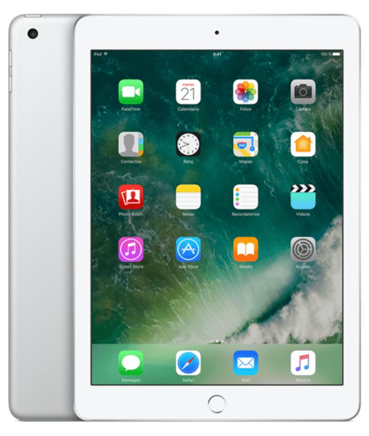 iPad Wi-Fi de 32 GB Plata