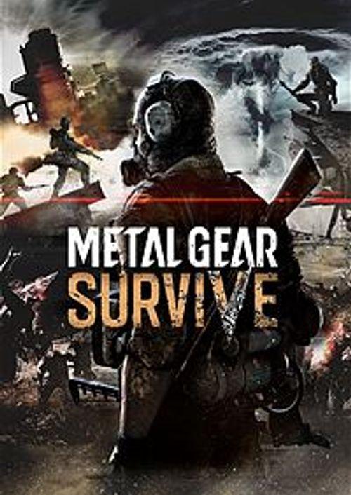 Metal Gear Survive PC spanish