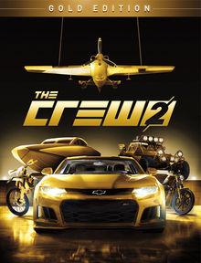 "The Crew 2 ""Gold"""