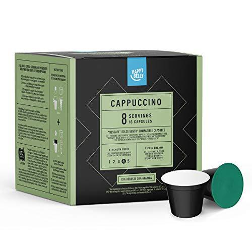 Capsulas Happy Belly (amazon) DOLCE GUSTO (pack de 3 Cajas 3x16Capsulas)