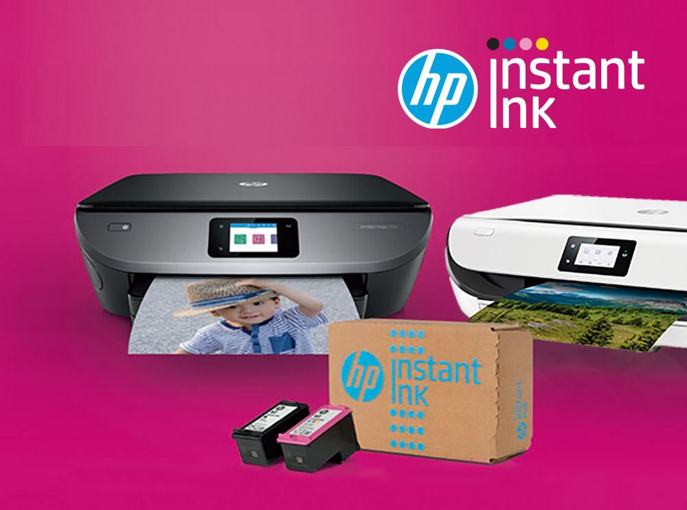Un año de impresión gratuita comprando impresora HP (3600 fotocopias!)