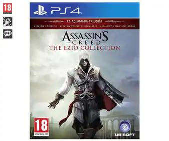 Assassin's Creed: The Ezio Collection (Playstation 4) Alcampo De Motril