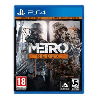 Metro Redux de PS4