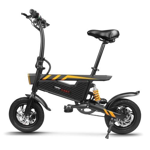 Ziyoujiguang T18 12 Pulgadas Bicicleta Electrica plegable - Desde Alemania
