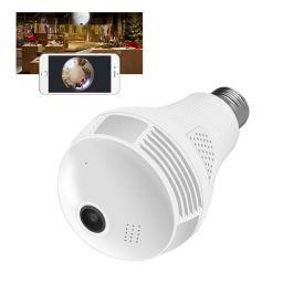 Bombilla LED con Cámara IP inalámbrica 960P Panorámica