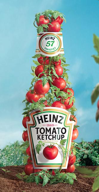 Muestra semillas Heinz GRATIS