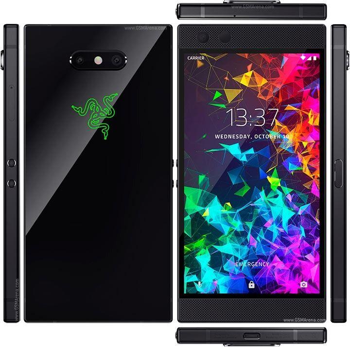Amazon: Razer Phone 2 - Smartphone para Juegos móviles