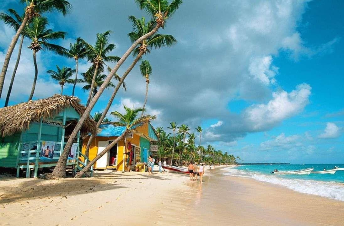 Vuelo ida y vuelta a Punta Cana