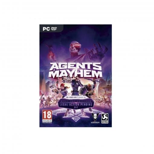 Agents of Mayhem PC (Fisico)