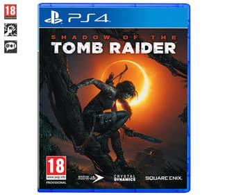 Shadow of the Tomb Raider para Ps4 (Alcampo de Moratalaz)