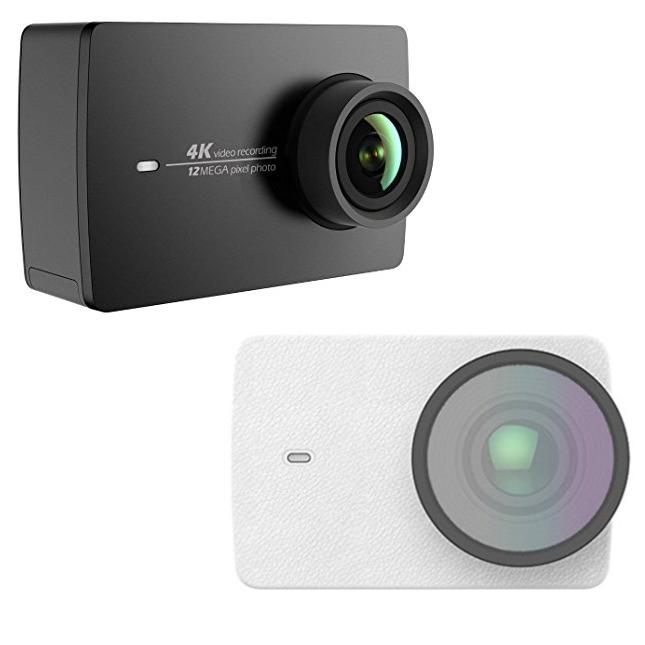 Xiaomi Yi 4K  protector lente solo 129€