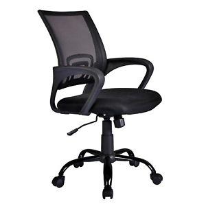 Silla de oficina giratoria escritorio con soporte lumbar for Soporte lumbar silla oficina