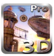 3D Steam punk Travel pro lwp
